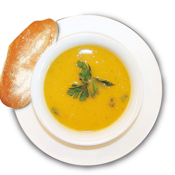 Yellow Soup